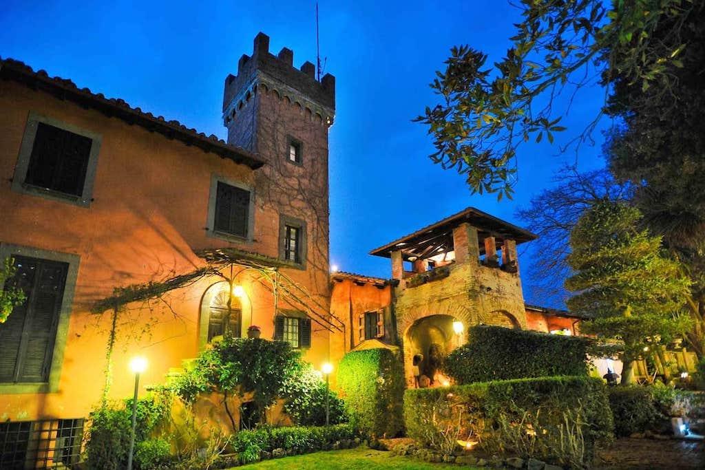 Vecchio borgo location per matrimoni ed eventi